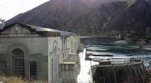 Waitaki Dam