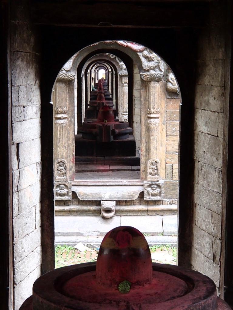 Hindu Temple Kathmandu
